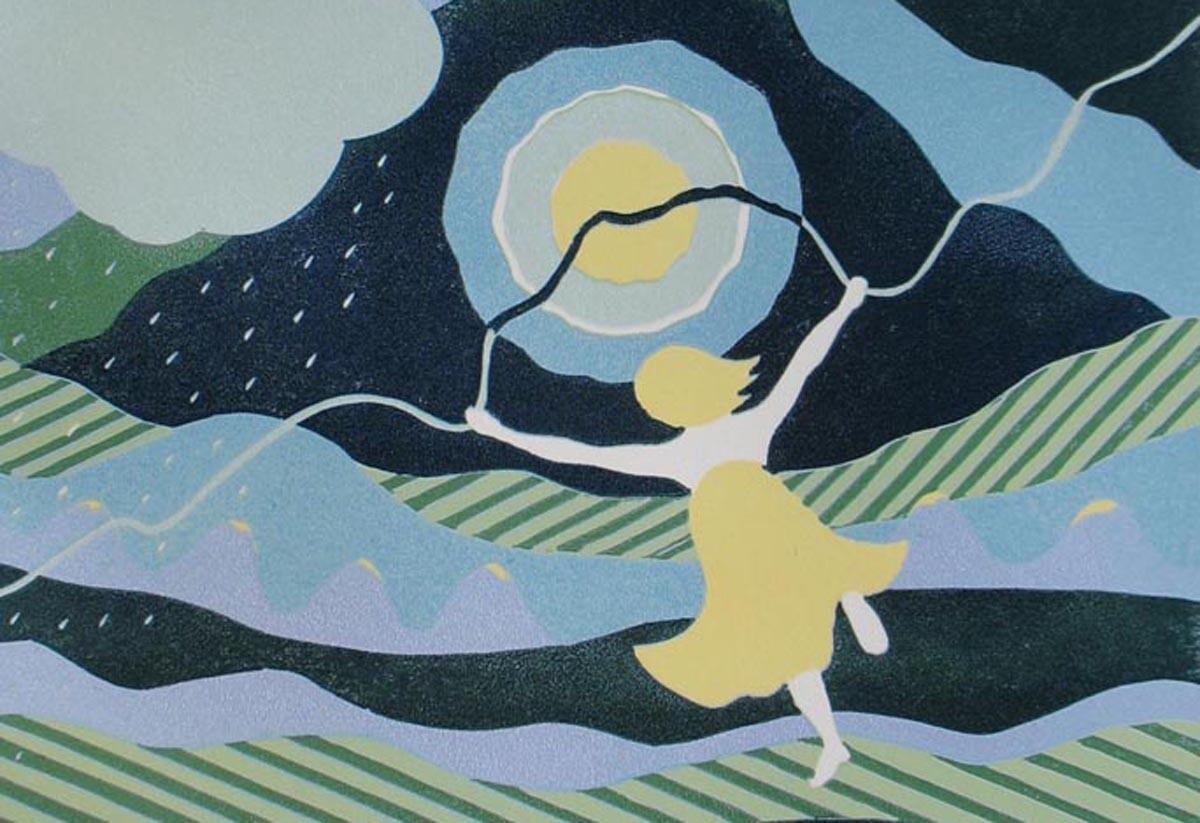 Martha Ives Painting